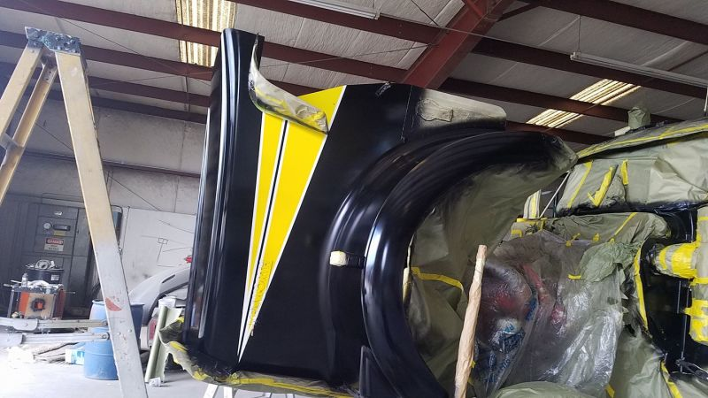 Semi truck and Trailer Repair Commercial Truck
