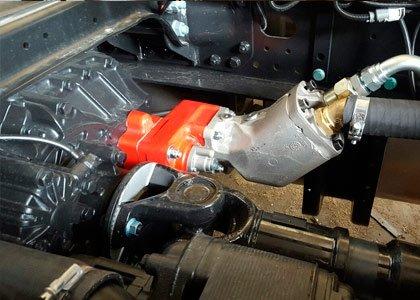 semi hydrolic repair
